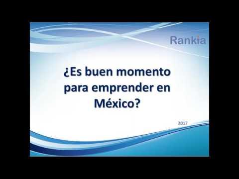 ¿Es buen momento para emprender en México?