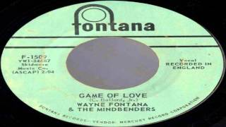 Wayne Fontana & The Mindbenders - Game Of Love / Original 45Single 1965 / HD 720p
