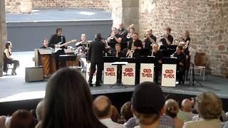 GBO Oldtimer Bigband - Kicks live Festspiele Bad Hersfeld
