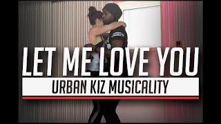 Let Me Love You / JD & Chrissi Urban Kiz Dance @ Oslo Kizomba Festival 2017
