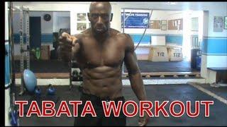 Tabata Workout Challenge