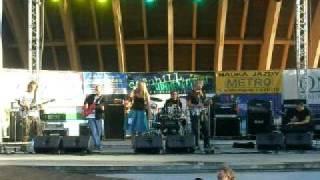 Jamajsky Natural - Rege Rege (live Downhill Festival 2008)