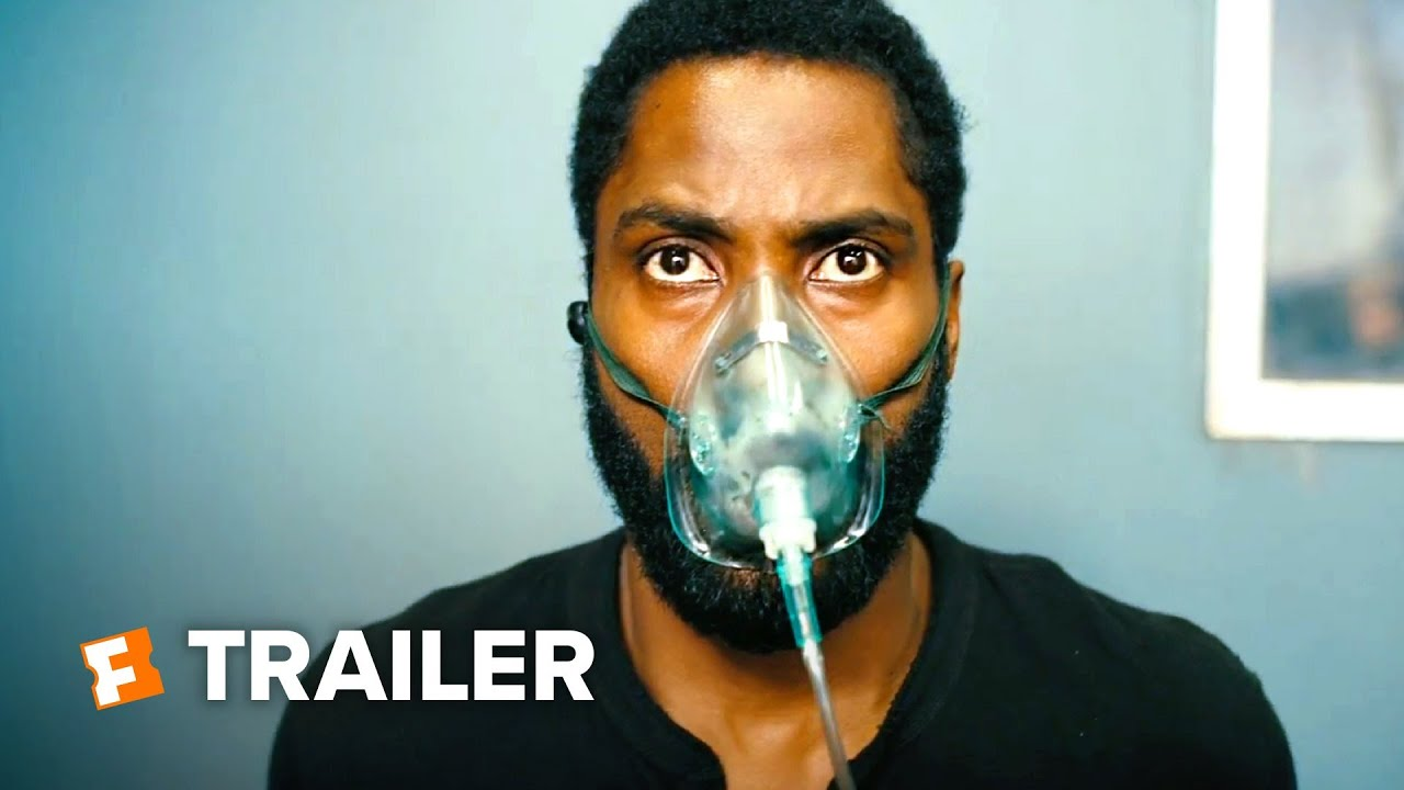 Tenet Trailer #1 (2020)