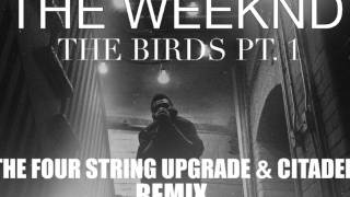 The Weeknd- The Birds Pt. 1 Dubstep Remix (The Four String Upgrade + Citadel)