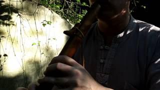 Zest for Life & Song: Jonah Thompson Eastern Cedar F#m Flute