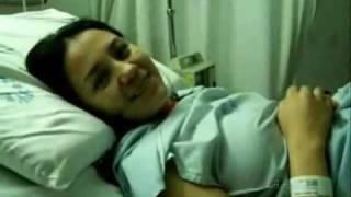 """AMADO BATISTA  """"NO HOSPITAL"""" (Clip especial) (I.A.A.D.P.)"""