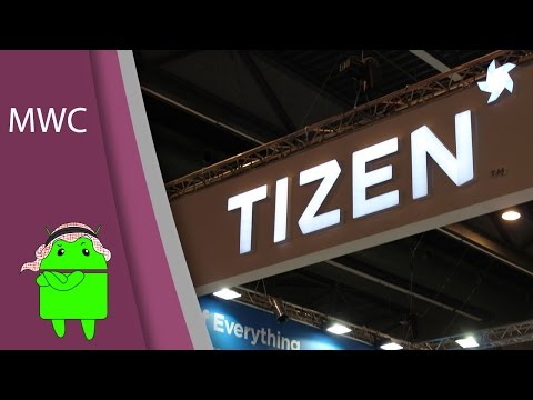 أول نظرة على نظام تشغيل الـ Tizen للجوالات