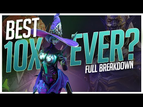 RAID | BEST 10X EVER?! | FULL BREAKDOWN