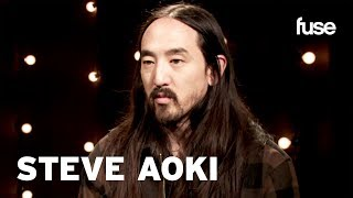 Steve Aoki On Creating A New Brand and His Upcoming EP