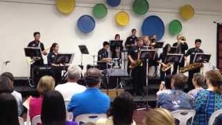 Soul man / Isaac hayes & david porter, Arr. Paul Murtha / G.I.S. Jazz Band