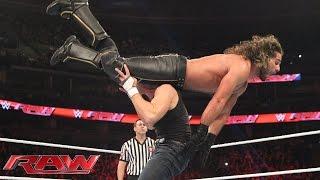 Team Reigns vs. Team Rollins - 5-on-5 Survivor Series Elimination Match: Raw, Nov. 2, 2015 width=