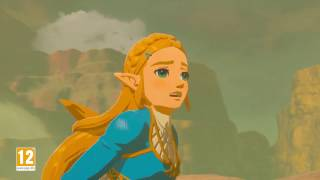 The Legend of Zelda: Breath of the Wild - Release Date Trailer (English Version)
