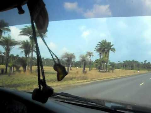 Liberia, Africa road trip 2011