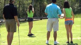 Rhino Demo: Wreck Dat Girls at the David Baria Golf Classic