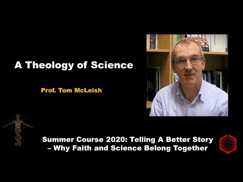 A Theology Of Science