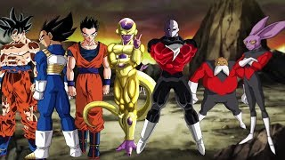 Dragon ball -AMV- Get Back Up - G-Eazy. 🔥🔥🔥
