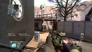 Black Ops 2 - Silent shot with a shotgun