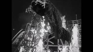 Gojira + Rhedosaurus Music Video (Korn - Evolution)
