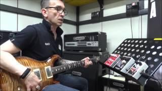 Video test: Electro Harmonix B9 Organ Machine