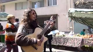 Victor Jara - Luchin (grupo folklórico Illary)