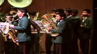 Colegio Internacional Peruano Británico - Banda Sinfonica -Las Avispas