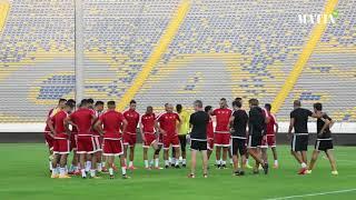 Les Lions de l'Atlas motivés à bloc pour le match Maroc-Gabon