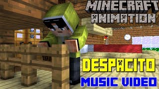 Erpan1140  ♫DESPACITO♫ Minecraft (Music Video) Animation Indonesia