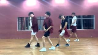 TWICE - LIKE OOH-AHH DANCE MIRRORED