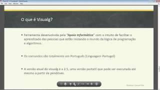 Curso Completo de Algoritmos com o Visualg - Aula 02