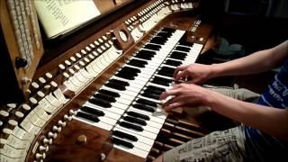 Taizé - Ubi Caritas (Pipe organ)