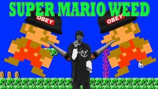 SUPER MARIO WEED UNDERWATER- Mario bros underwater theme smoke weed everyday remix