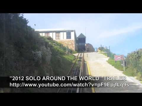PAUL HODGE: CAPE OF GOOD HOPE, SOLO AROUND WORLD IN 47 DAYS, Ch 66, Amazing World Minutes