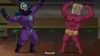 Yo-kai Watch Shadowside: MUSCLE