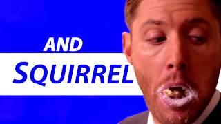 Supernatural Gag Reels - I've Got A Line, You Moron!