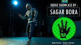 Live To Dance Championship Season 2 | Judge Showcase | By Sagar Bora | From 13.13 Crew | 2017