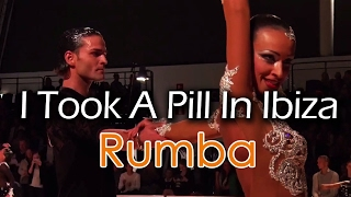 RUMBA | Dj Ice - I Took A Pill In Ibiza (25 BPM)