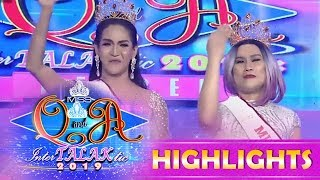 It's Showtime Miss Q and A: Mitch Montecarlo Suansane and Dionisia Dela Fuente win the crown