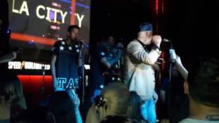 La Carátula – La Maleta – LA CITY –  En vivo – 8 /7/17