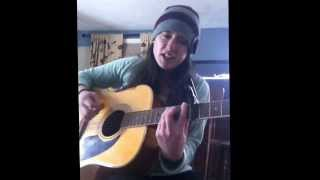 Summertime Sadness Acoustic Cover