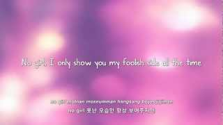 SHINee- Y.O.U. (Year Of Us) lyrics [Eng. | Rom. | Han.]