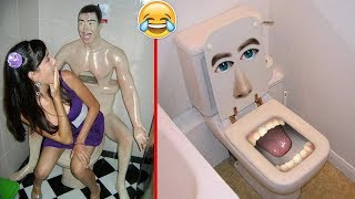 Смешные фотографии :10+ Самые необычные дизайны туалетов когда-либо видели