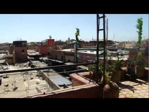 Voyage au Maroc [Parkour]