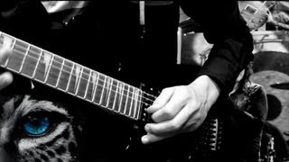 Eye Of The Tiger | Metal Guitar Cover (Instrumental)