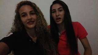Sthefany e Angela  princesinhas do arrocha #POSTO-DA-MATA