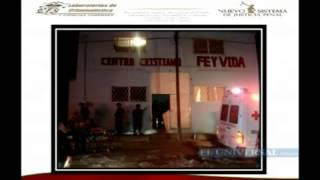 Comando fusila a 19 en centro de rehabilitación Fe y Vida.mp