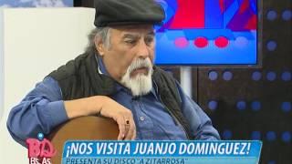 #BDBA2016 JUANJO DOMINGUEZ  CALAMARO SE ME SUBIA AL ESCENARIO A CANTAR UN TANGO