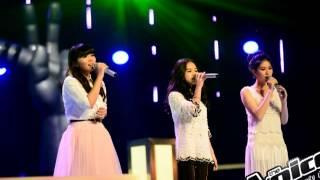 วอน— ลูกพีช&บีน-พิน The Voice TH2