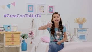 ¡Nuevo Video! Crea con Totto Tú y Sophie Giraldo