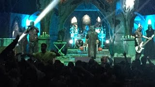 Mushroomhead - Our Apologies - Halloween Show 2016 - Live - Cleveland