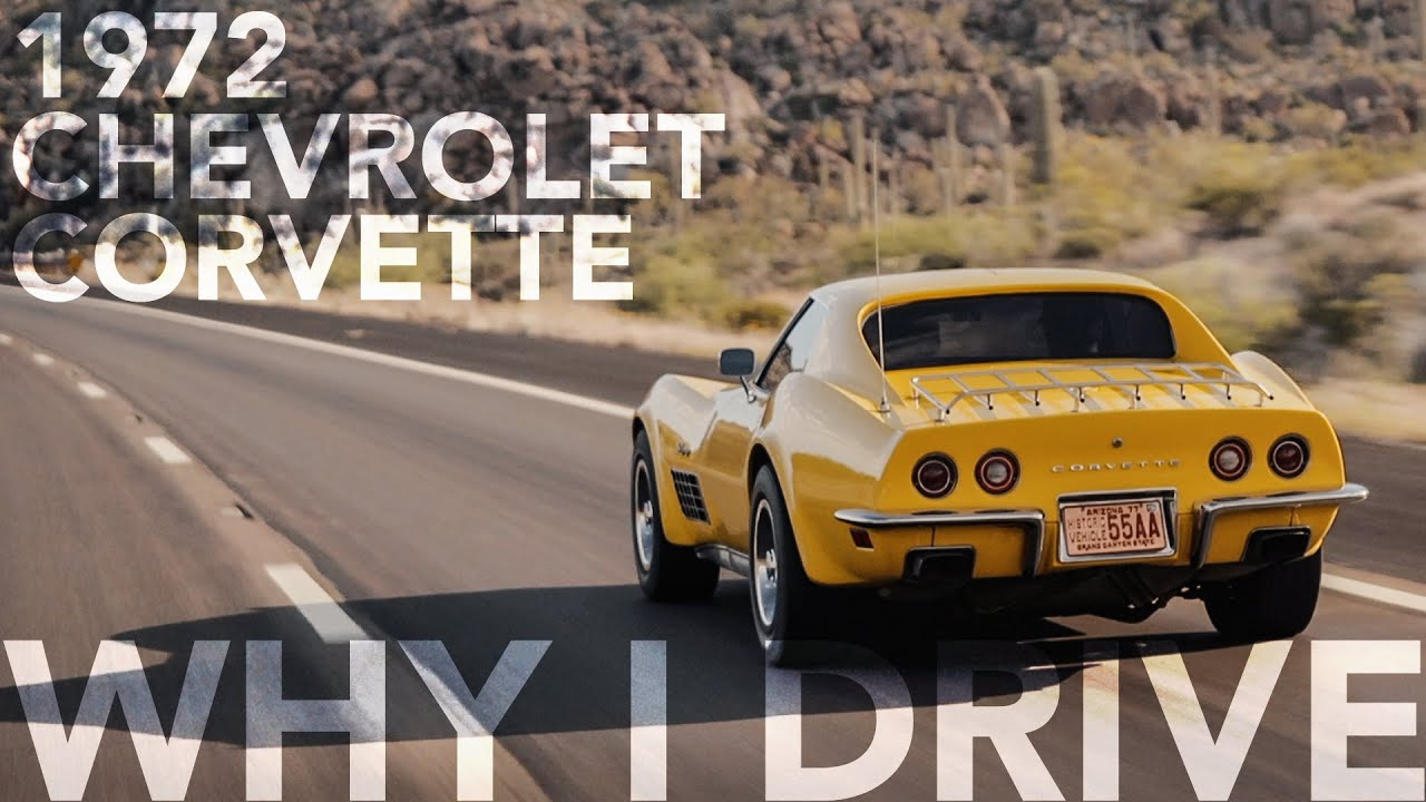 How rain, snow, and a 1972 Chevrolet Corvette bonded two brothers